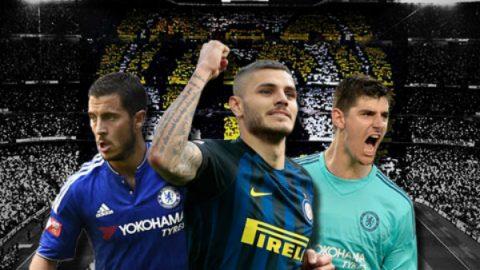 Real nên chiêu mộ ai vào mùa Hè 2018?