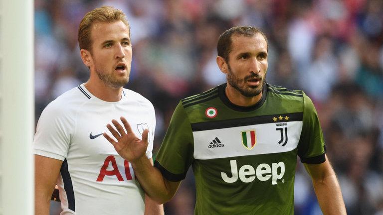 'Juventus sẽ không cho Harry Kane chạm vào bóng'