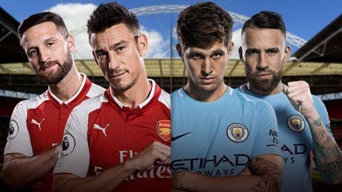 5 điểm nóng Arsenal vs Man City: Chiến tranh giữa các vì sao!