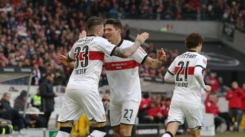 Vòng 22 Bundesliga: Stuttgart, Bremen tạm xa nhóm xuống hạng
