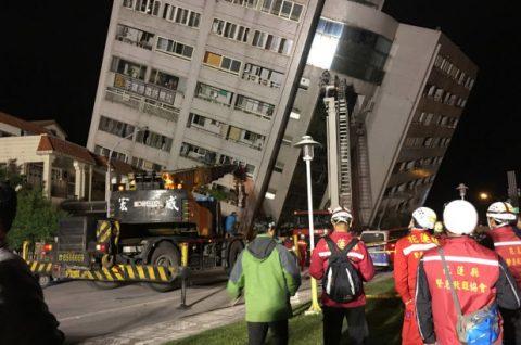 Đài Loan rung chuyển vì động đất, ĐT futsal Việt Nam vẫn an toàn