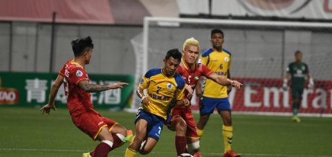 Tampines Rovers 0-2 SLNA: Chiến thắng thuyết phục