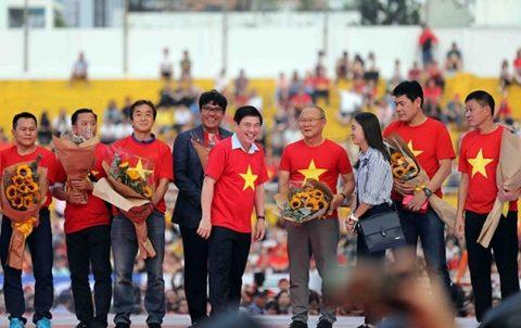 Điểm tin bóng đá Việt Nam sáng 06/02: Việt Nam đăng cai VCK U23 châu Á 2020?