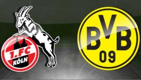 Nhận định Koln vs Dortmund, 2h30 ngày 03/02: Sống không Aubameyang