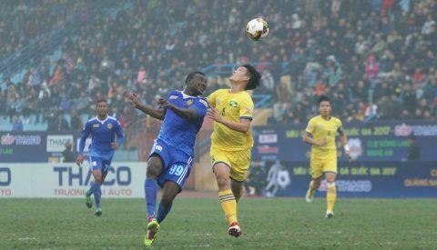 Điểm qua 5 điểm mới của V-League 2018