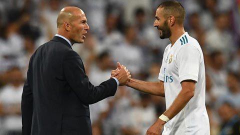 Fan Real đòi công bằng cho Isco, muốn Zidane trảm Benzema