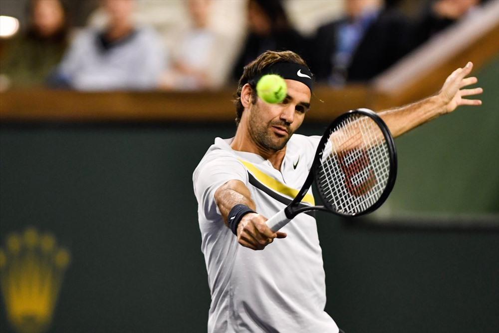 Tứ kết Indian Wells: Hạ Hyeon Chung, Federer nên được trao cúp sớm?