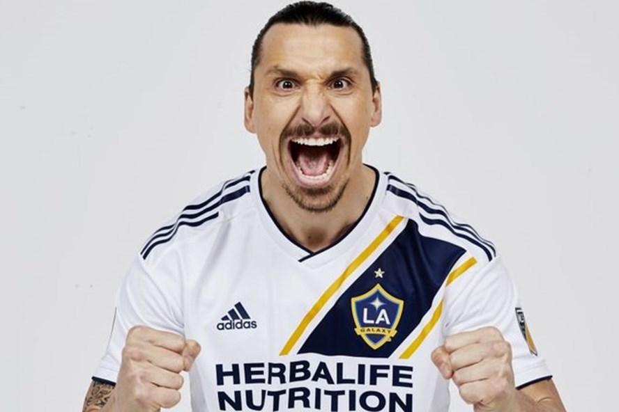 Mức lương thấp đến khó tin của Ibrahimovic tại LA Galaxy