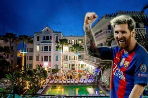 Chán cạnh tranh bóng đá, Messi chuyển sang 'đấu đá' với Ronaldo trên thương trường