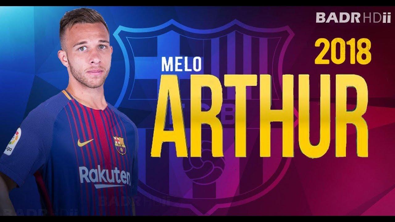 """Arthur Melo – """"Xavi mới"""" của sân Nou Camp"""