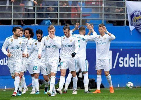 """Chấm điểm Real Madrid: """"Lãng tử hào hoa"""" Modric đã trở lại"""