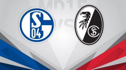 Nhận định Schalke vs Freiburg, 20h30 ngày 31/03: Nối dài mạch thắng