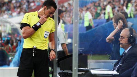 Công nghệ trợ lý trọng tài VAR có được sử dụng tại World Cup 2018?