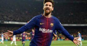 Barca chạm 1 tay vào chức vô địch La Liga: khi xứ Catalunya có 2 El Pulga