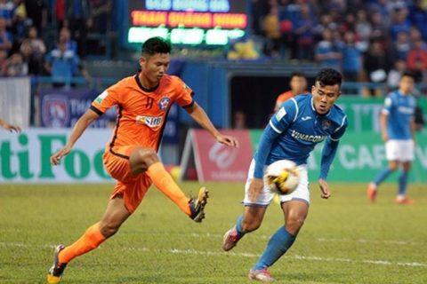 Vòng 1 V-League 2018: Hà Nội FC và Than Quảng Ninh tạm chiếm ngôi đầu