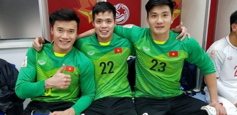 Điểm tin bóng đá Việt Nam sáng 01/03: Tiến Dũng là thủ môn xuất sắc nhất ĐNÁ