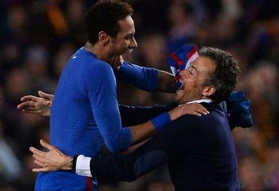 Neymar mới là người chọn HLV dẫn dắt PSG