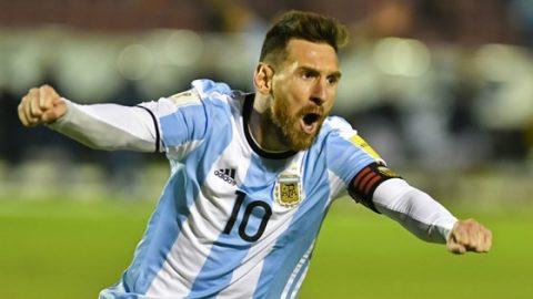 Messi sẽ giã từ đội tuyển Argentina sau World Cup