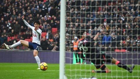 Son Heung-Min tỏa sáng, Tottenham nhẹ nhàng vượt ải Huddersfield
