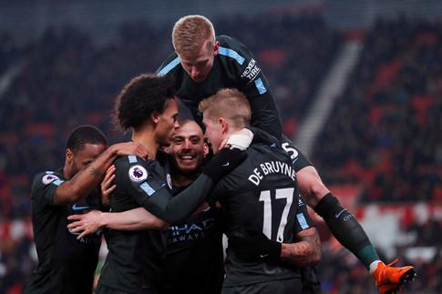 Man City đại thắng
