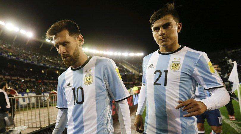 Messi đập tan tin đồn đang có hiềm khích với Dybala