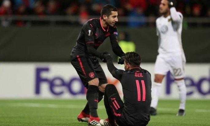 Điểm tin chiều 09/03: Barca mất trụ cột; Mkhitaryan tự hào khi được chơi cùng Ozil