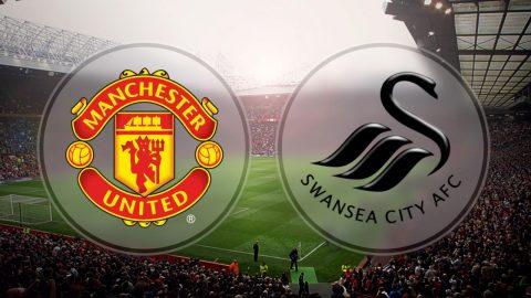 Nhận định MU vs Swansea, 21h00 ngày 31/03:  Thiên nga làm khó Quỷ đỏ