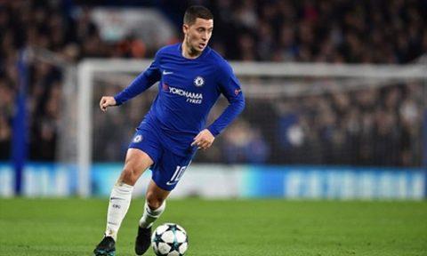 Hazard sẵn sàng đá hậu vệ nếu Conte yêu cầu
