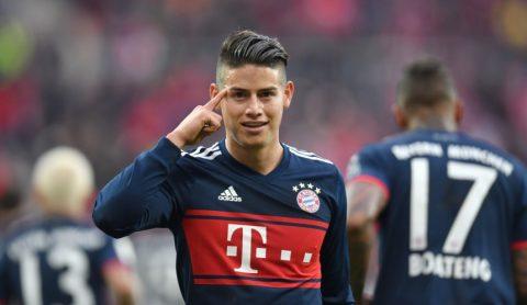 Điểm tin chiều 01/03: M.U trói chân công thần, Bayern tính mua đứt James Rodriguez