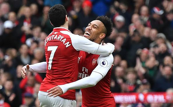 Song sát Auba – Micky lên tiếng, Arsenal dễ dàng vùi dập Watford