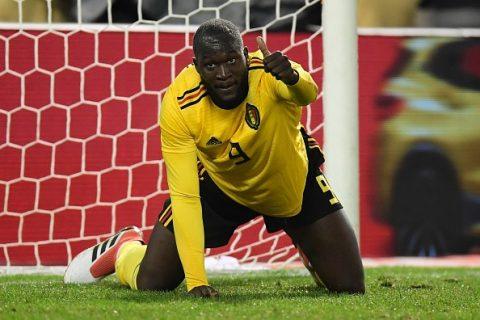 Lukaku lập cú đúp giúp Bỉ có chiến thắng 4 sao