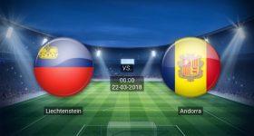 Nhận định Liechtenstein v Andorra, 00h00 ngày 22/03: Thử nghiệm đội hình