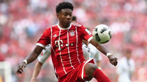 Ông lớn châu Âu chú ý: David Alaba rục rịch rời Bayern