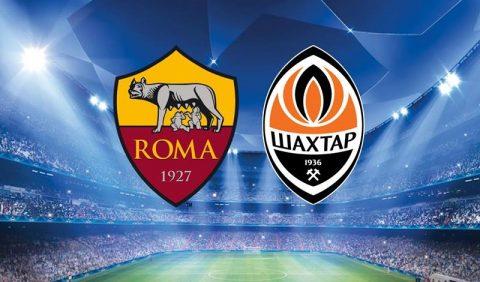 Nhận định AS Roma vs Shakhtar Donetsk, 02h45 ngày 14/03: Bài toán khó…
