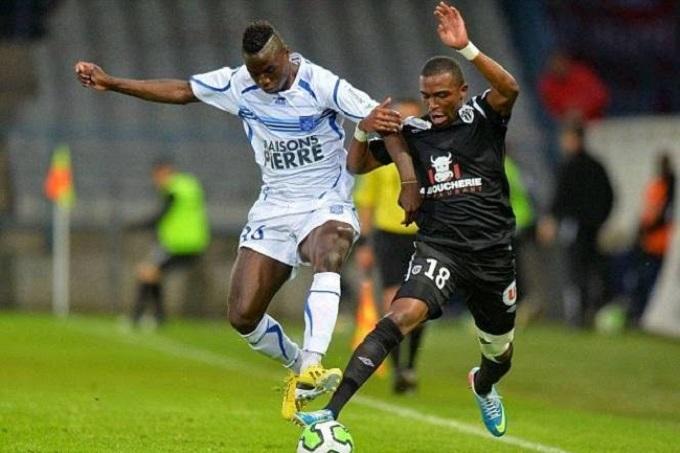 Auxerre vs Bourg Peronnas