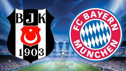 Nhận định Besiktas vs Bayern Munich, 00h00 ngày 15/03: Đội khách nhàn nhã