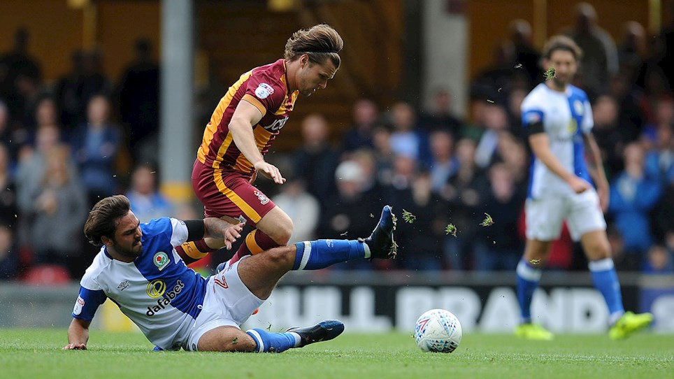 Blackburn Rovers vs Bradford