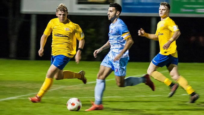 Brisbane Strikers vs SWQ Thunder