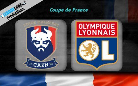 Nhận định Caen vs Lyon, 3h00 ngày 02/3: Chủ nhà gặp nguy