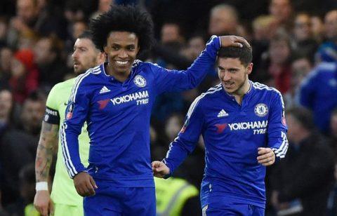 Barca quyết cạnh tranh với Man United vụ sao Chelsea