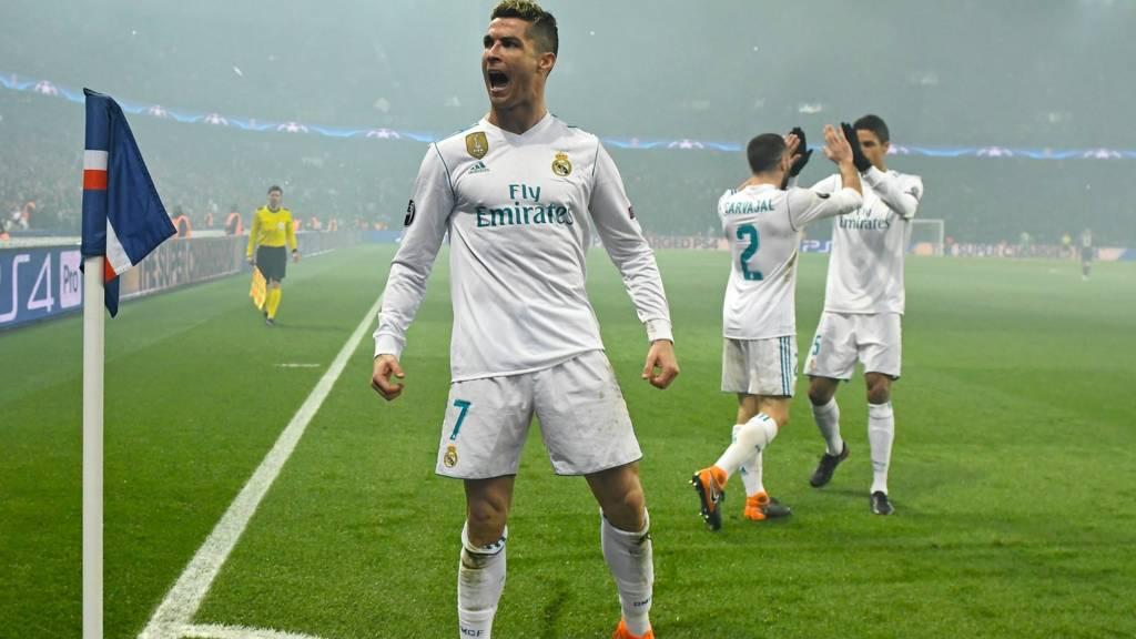 Kinh đô bóng đá ở Madrid và Nhà vua vẫn là Ronaldo