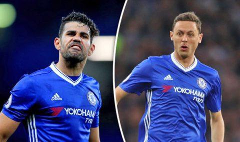 Vì Matic và Costa, Chelsea có mùa giải tồi tệ