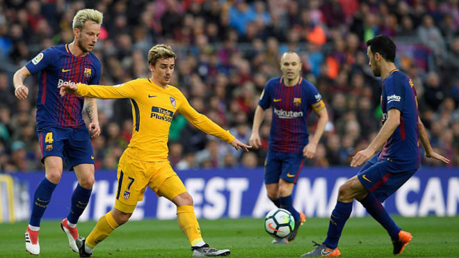 Griezmann đạt thỏa thuận cá nhân với Barca, đến Nou Camp vào hè 2018