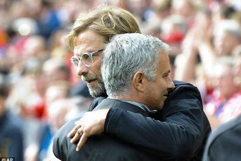Trước thềm đại chiến: Klopp là đối thủ mà Mourinho ngại gặp nhất