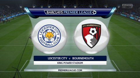 Nhận định Leicester City vs Bournemouth, 22h00 ngày 03/3: Sân nhà làm điểm tựa