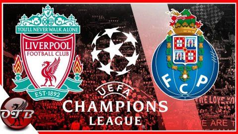 Nhận định Liverpool vs Porto, 02h45 ngày 07/3: Nhẹ nhàng đi tiếp