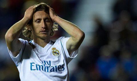 NÓNG: Modric đối diện 5 năm tù vì khai man