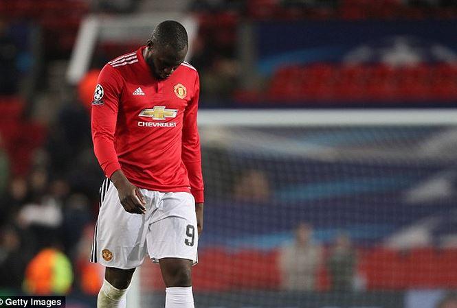 M.U thua thảm tại cúp C1, Lukaku lớn lối khiển trách đồng đội
