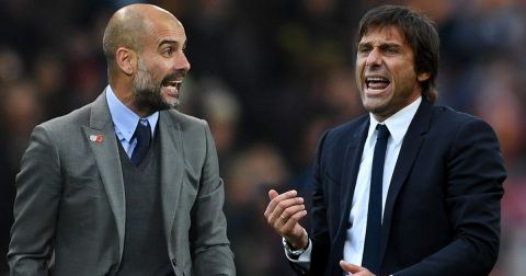 Guardiola vs Conte: Cuộc gặp cuối của hai thiên tài