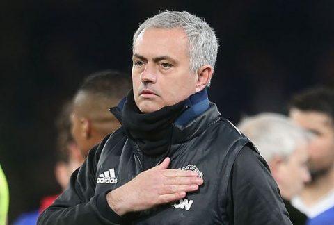 Mourinho chốt xong 4 'bom tấn' hè 2018 cho M.U
